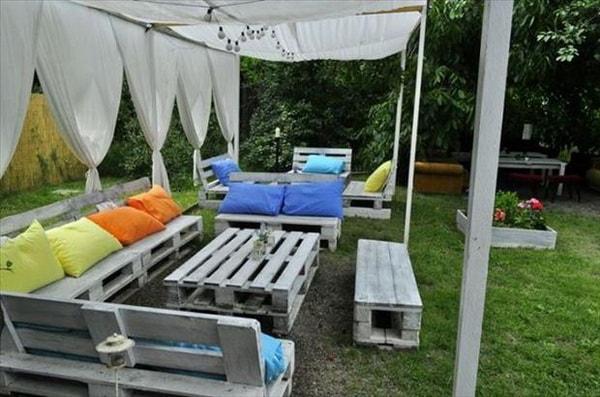 pallet furniture ideas (9)