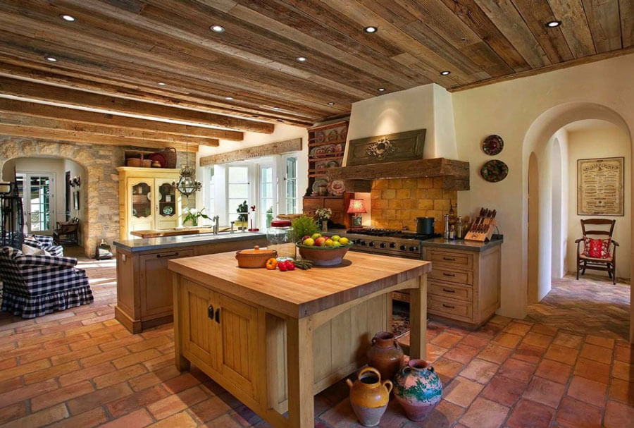 rustic kitchen ideas10