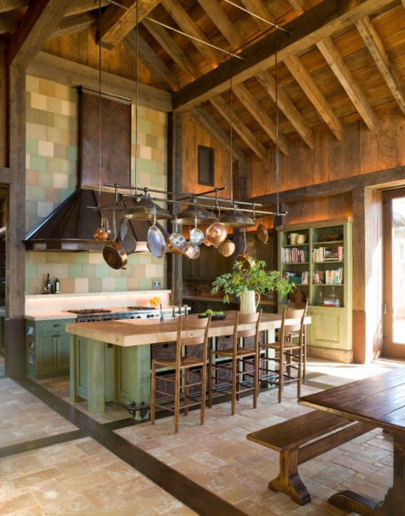 rustic kitchen ideas12