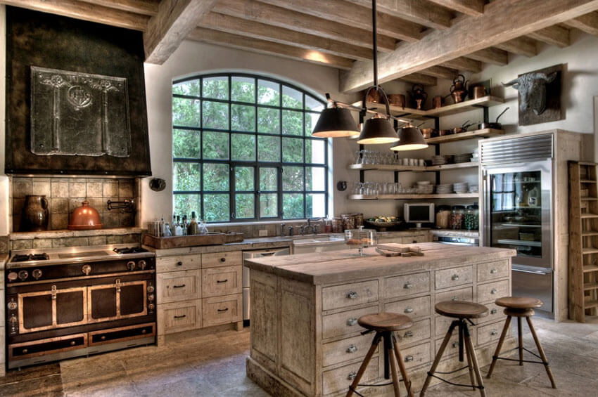 rustic kitchen ideas2