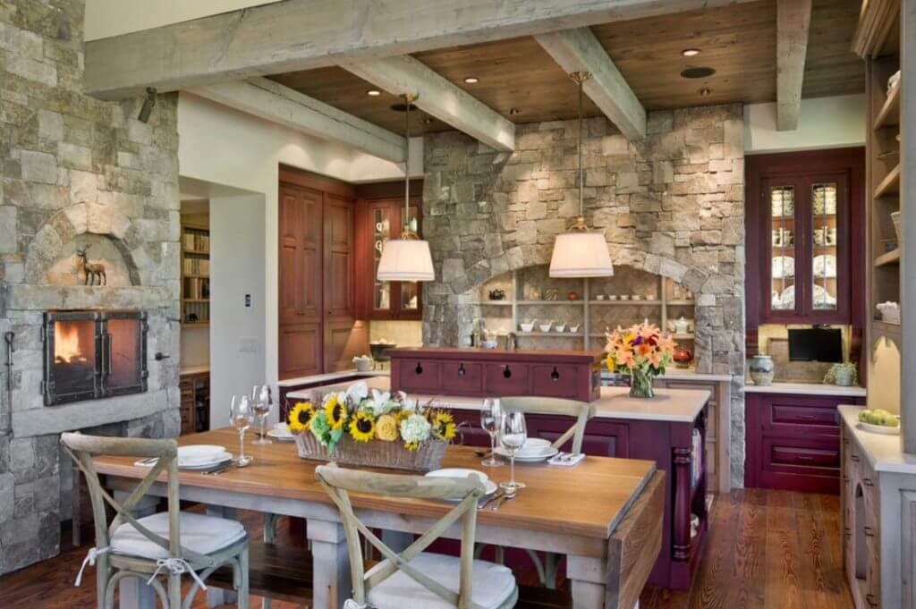rustic kitchen ideas4