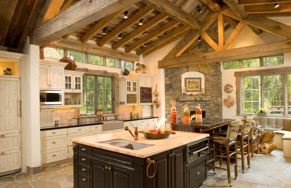 rustic kitchen ideas5