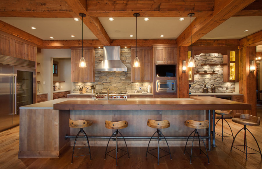 rustic kitchen ideas7