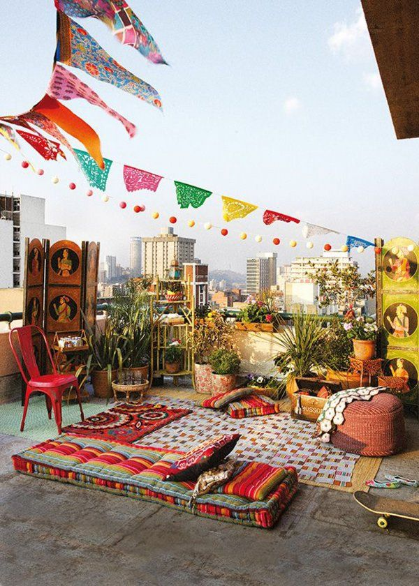 boho chic terraces1