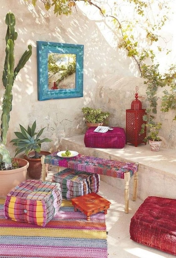 boho chic terraces5