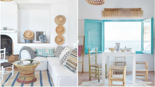 decorating in Mediterranean style