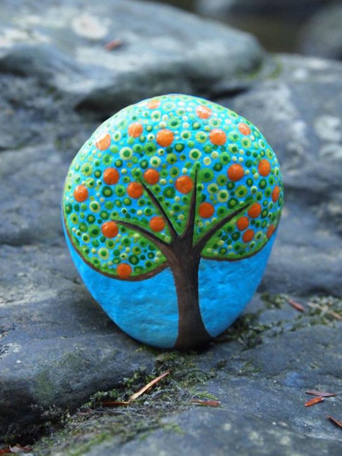 pebble painting ideas1