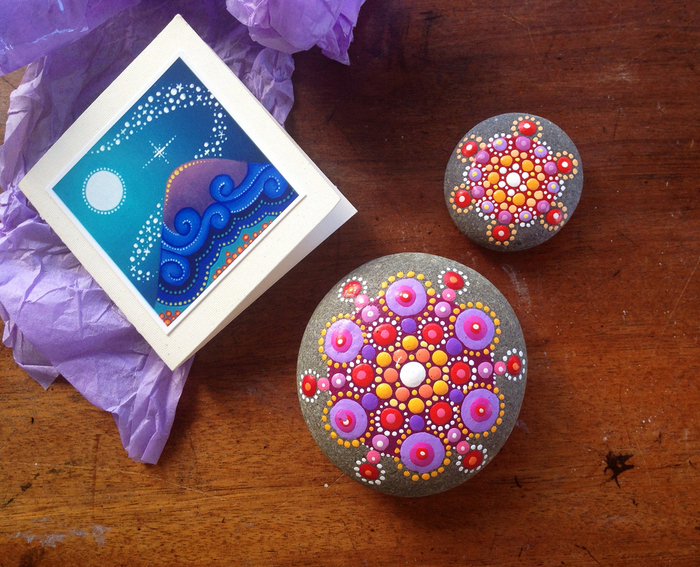 pebble painting ideas21