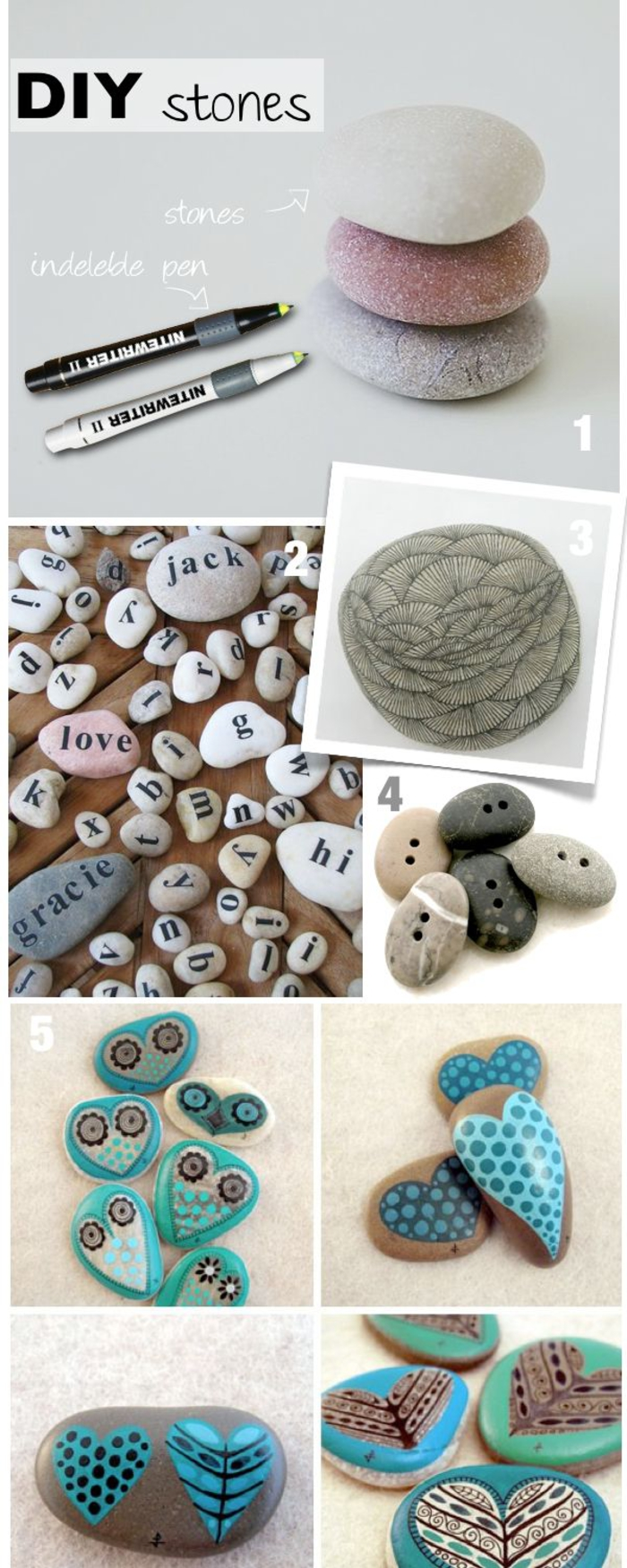 pebble painting ideas22