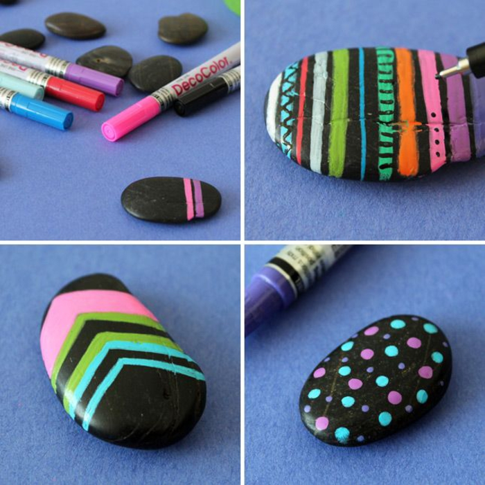 pebble painting ideas30