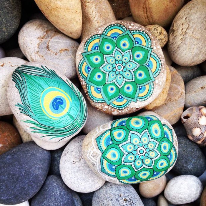pebble painting ideas32