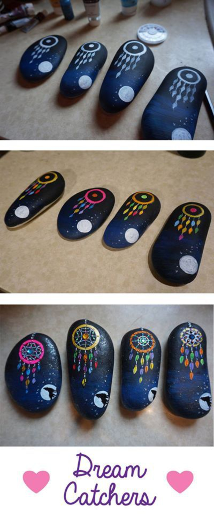 pebble painting ideas34
