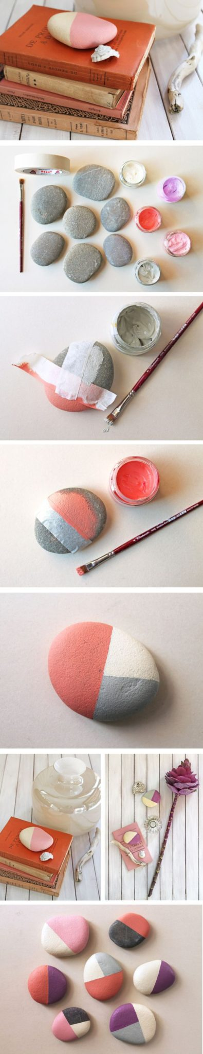 pebble painting ideas38