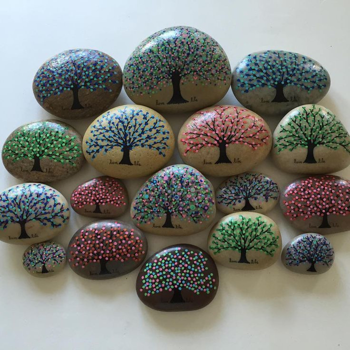 pebble painting ideas46