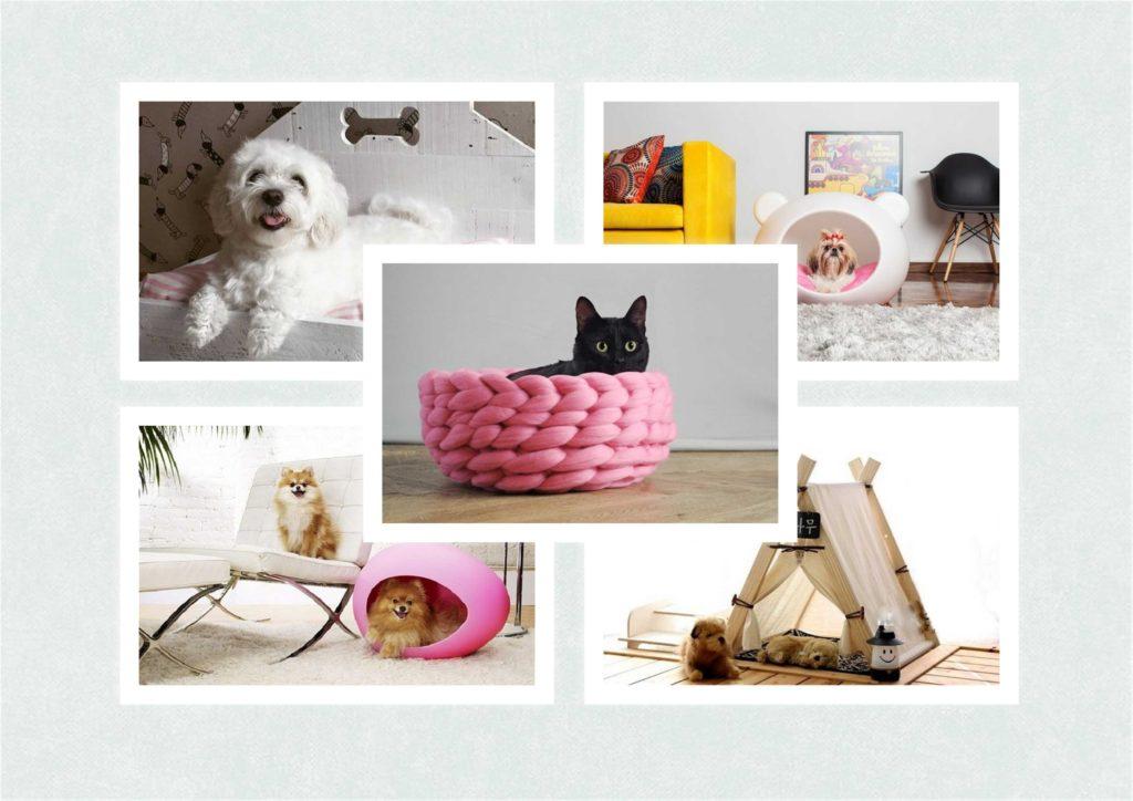 pet beds ideas