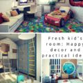 Fresh kid's room ideas