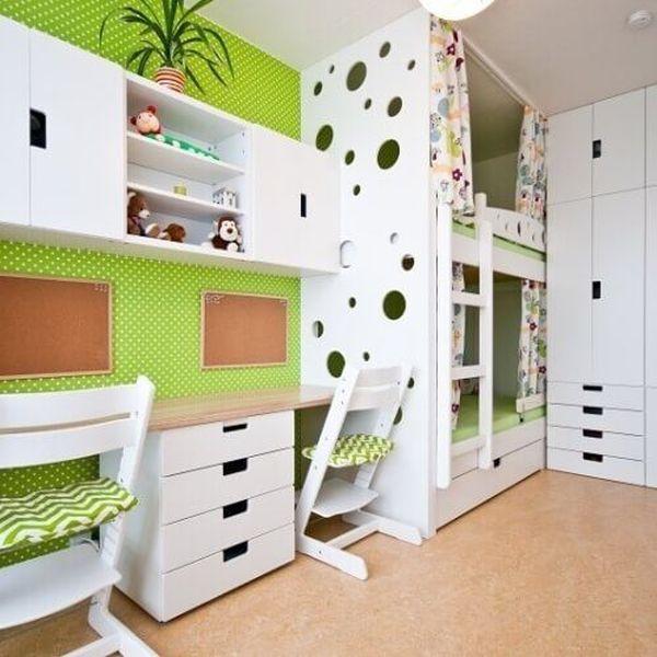 Fresh kid's room ideas10