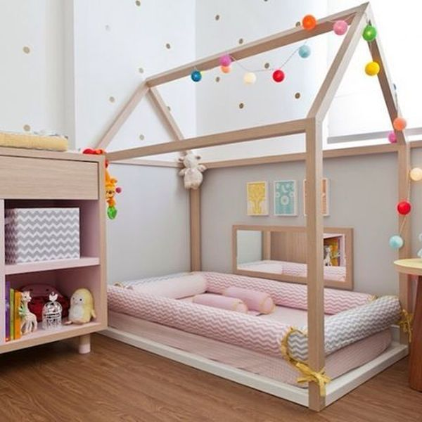 Fresh New Looks For Kids Bedrooms: Fresh Kid's Room: Happy Decor And Practical Ideas