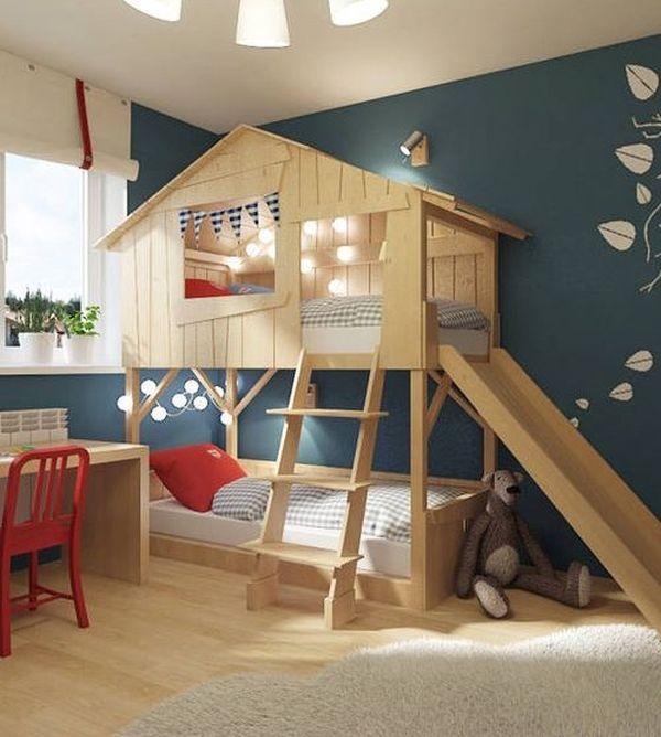 Fresh kid's room ideas12
