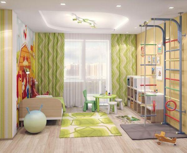 Fresh kid's room ideas3