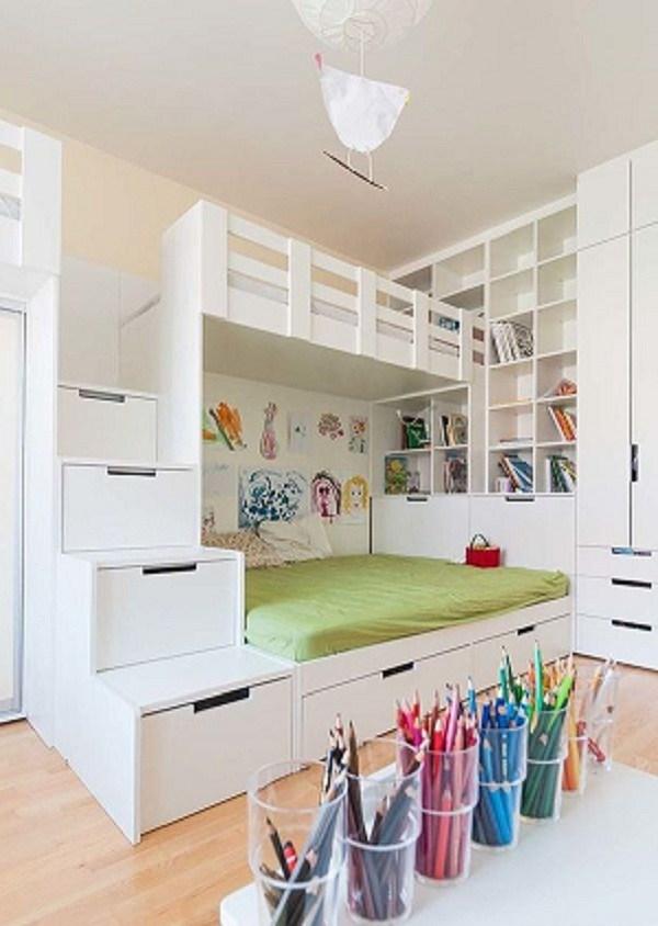 Fresh kid's room ideas9