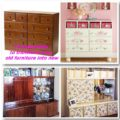 15 great ideas to transform your old furniture into new