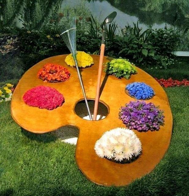 artistic garden deco5