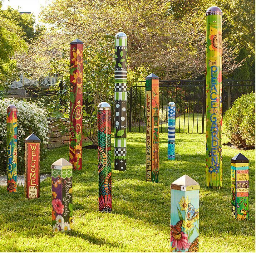 artistic garden deco9