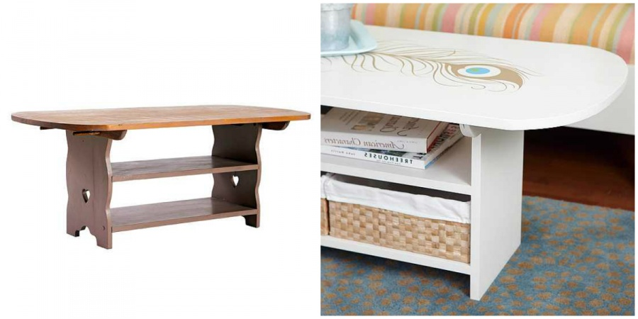 ideas to transform your old furniture into new12