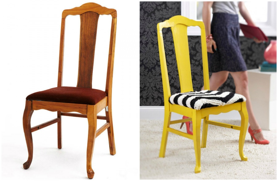 ideas to transform your old furniture into new13
