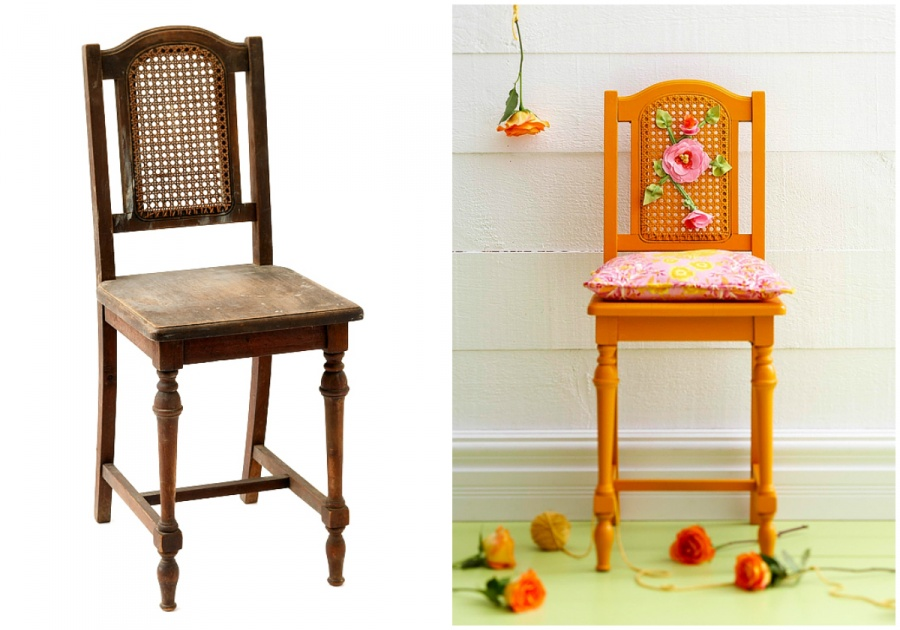 ideas to transform your old furniture into new3