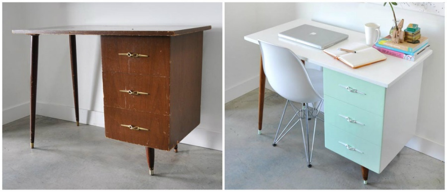 ideas to transform your old furniture into new4
