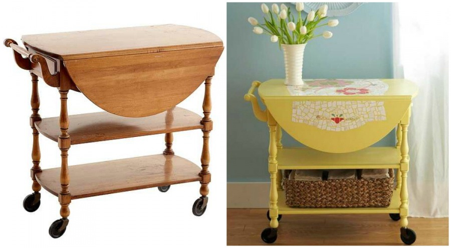ideas to transform your old furniture into new6