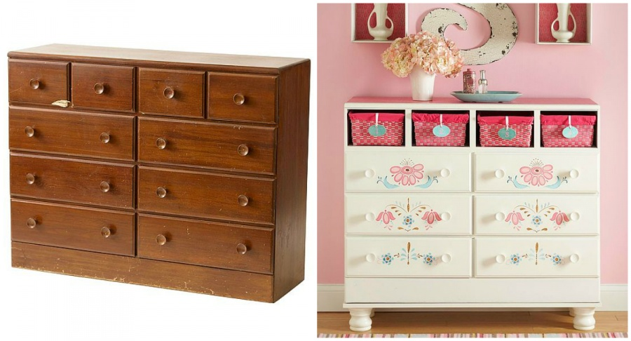 ideas to transform your old furniture into new7