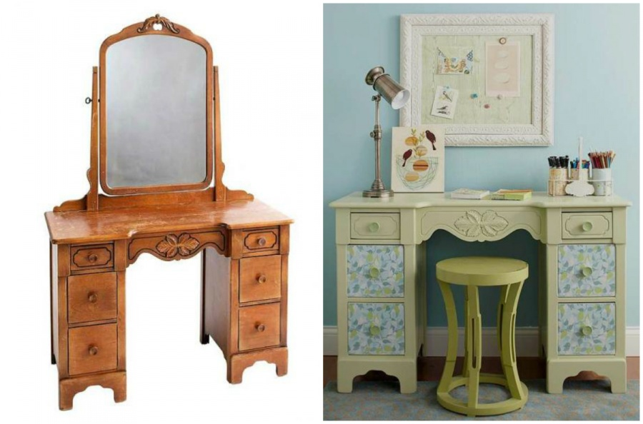 ideas to transform your old furniture into new9