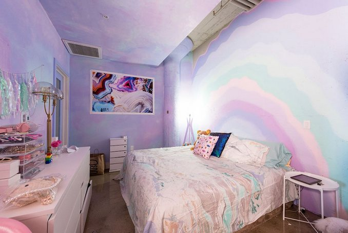 most colorful apartment13