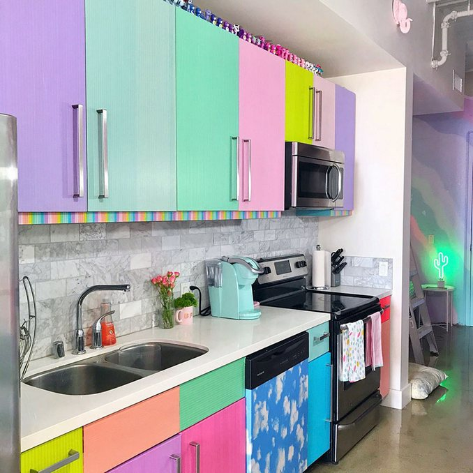 most colorful apartment15