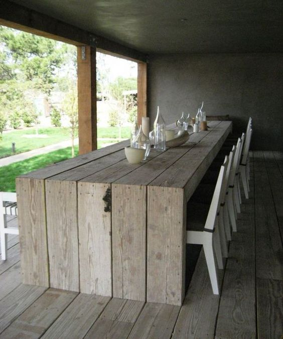 outdoor Dining area Ideas15