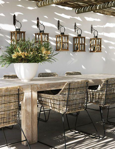 outdoor Dining area Ideas3