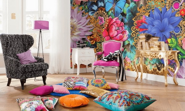 Mydesiredhome - Bohemian Style Decoration1