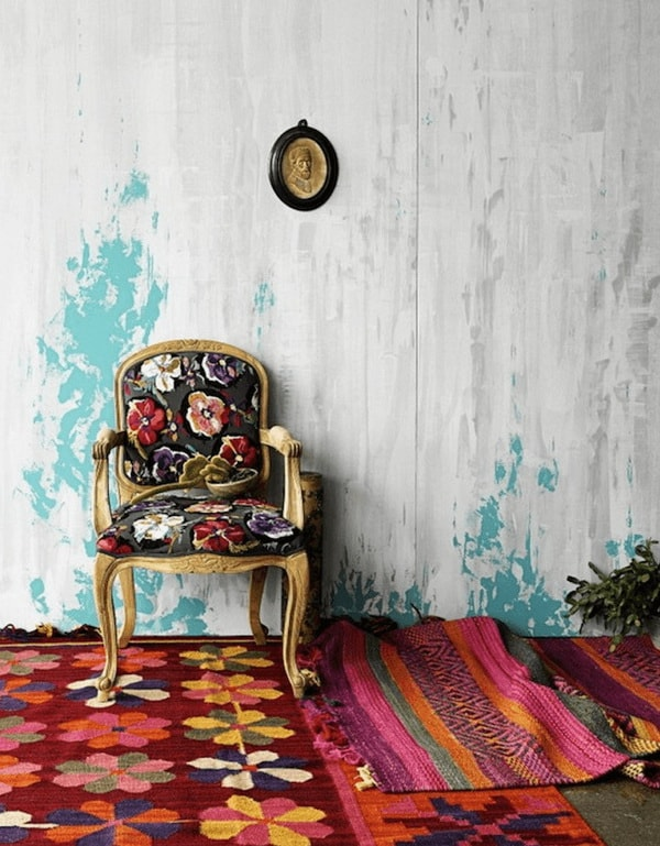 Mydesiredhome - Bohemian Style Decoration11