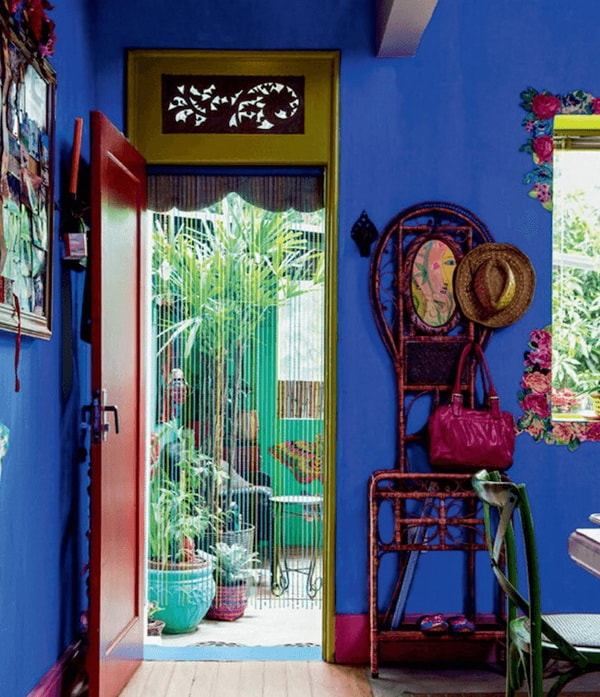 Bohemian Style Decoration My Desired Home