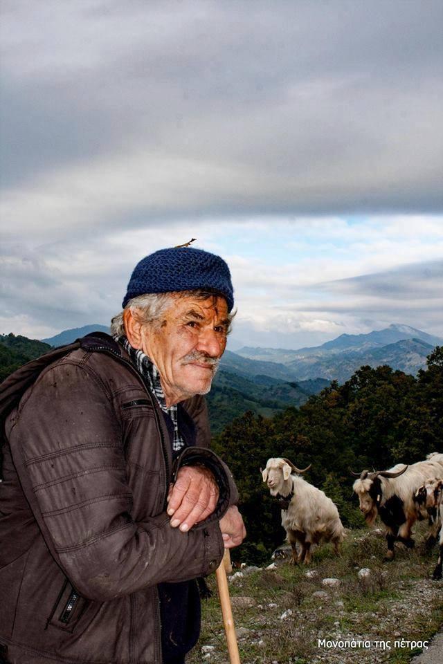 Nostalgic life in the Greek village13