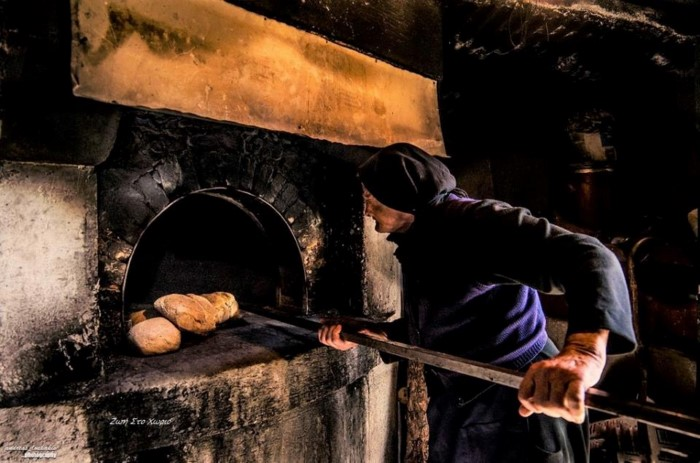 Nostalgic life in the Greek village15