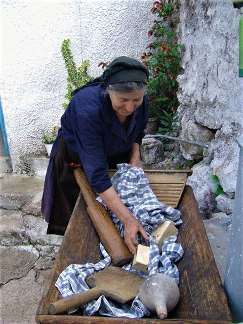 Nostalgic life in the Greek village2