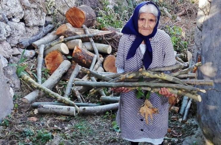 Nostalgic life in the Greek village29