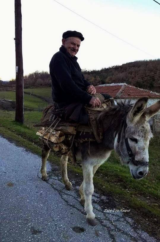 Nostalgic life in the Greek village6