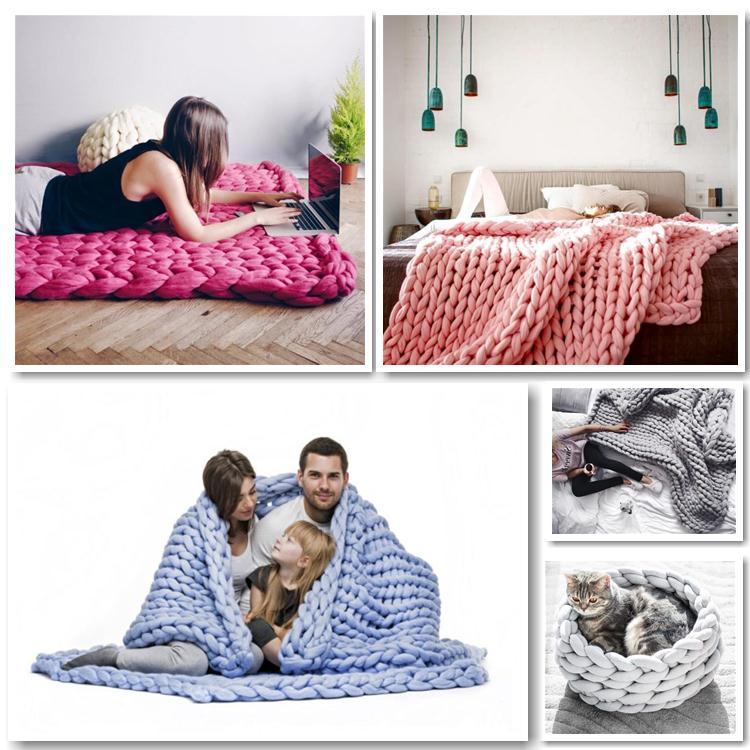 Oversized Blankets