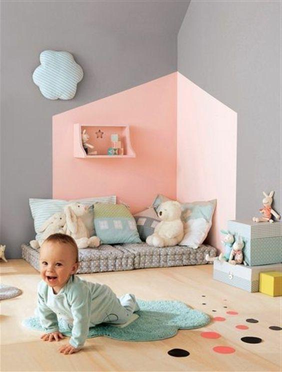 geometric shapes color wall deco3