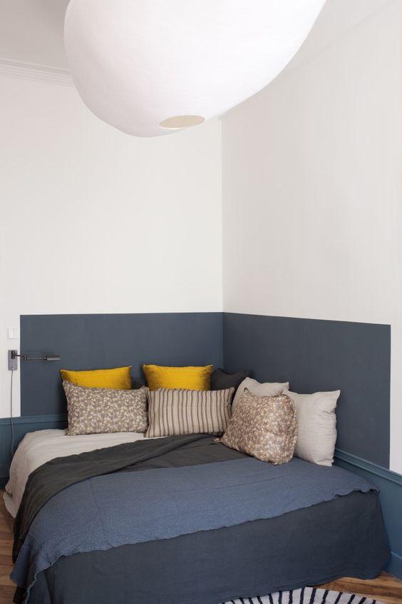 geometric shapes color wall deco8